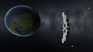 Kerbal Space Program my SSTO
